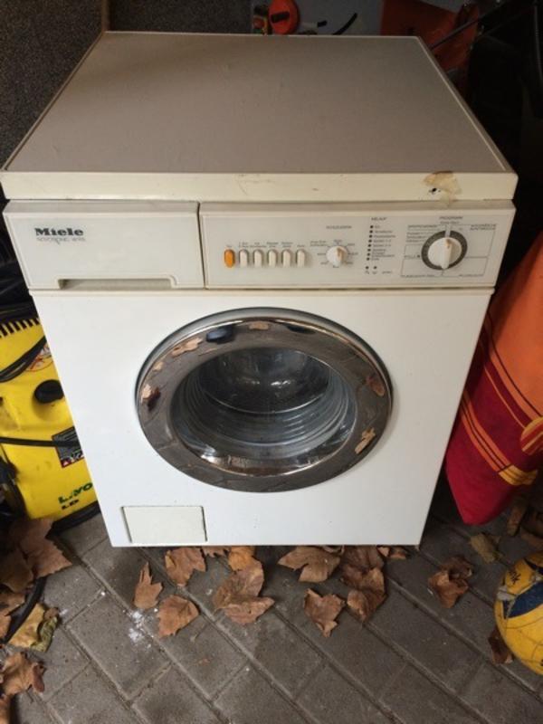 miele waschmaschine in mannheim waschmaschinen kaufen und verkaufen ber private kleinanzeigen. Black Bedroom Furniture Sets. Home Design Ideas