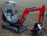 Minibagger Neuson 1503