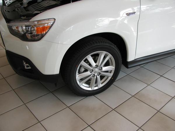 Alufelgen - Mitsubishi SUV ASX