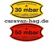Mobile Gasprüfungen, Imbiss