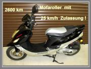 Mofaroller / Roller 50ccm