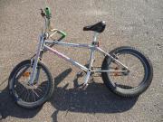 Monty Trial Bike