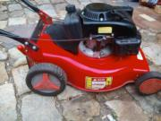 Motor Rasenmäher mit