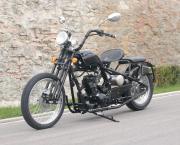 Motorrad, 125 ccm