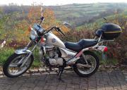 Motorrad Daelim VS