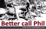 Motorrad Stellplatz - Pankow /