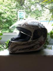 Motorradhelm xs