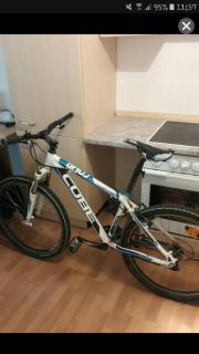 Mountainbike Fahrrad der