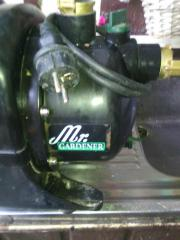 Mr. Gardener Gartenpumpe