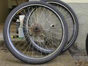 MTB- RR Laufräder