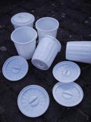 Mülleimer Mülltonne Plastiktonne