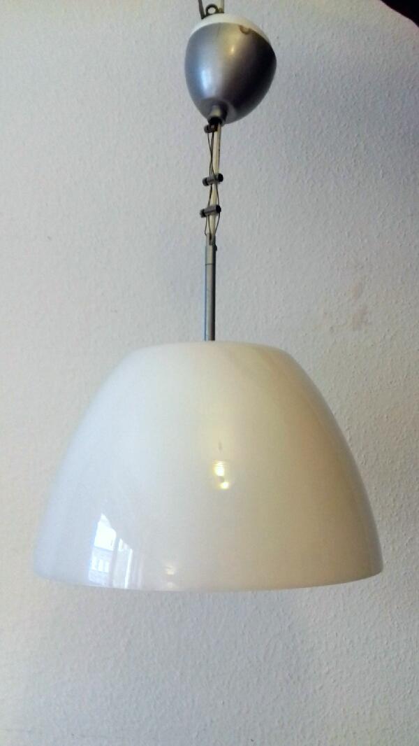 ikea lampe glas kaufen gebraucht und g nstig. Black Bedroom Furniture Sets. Home Design Ideas