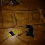 Musikinstrument aus Indonesien