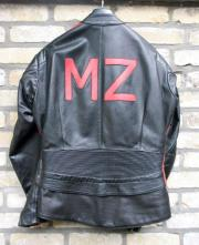 MZ- zweiteilige Lederkombination