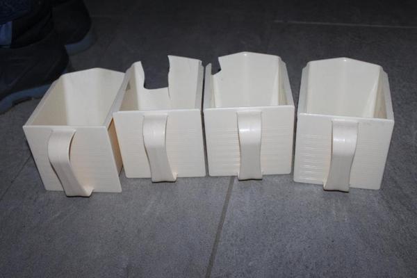 nachlass k chenbuffet 50er 60er jahre zartes pastell rockabilly in ampfing designerm bel. Black Bedroom Furniture Sets. Home Design Ideas
