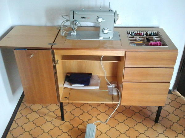 n hmaschine pfaff 262 in hahnbach ger te maschinen. Black Bedroom Furniture Sets. Home Design Ideas