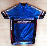 Nakamura Fahrradtrikot Größe