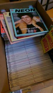 NEON-Zeitschriften von