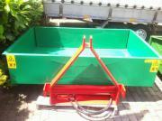 NEUE hydraulische Heckbox /