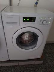 neue Waschmaschine von