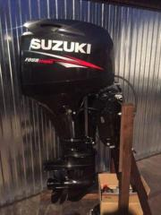 Neuer Aussenborder Suzuki