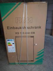 Neuer Einbaukühlschrank mit