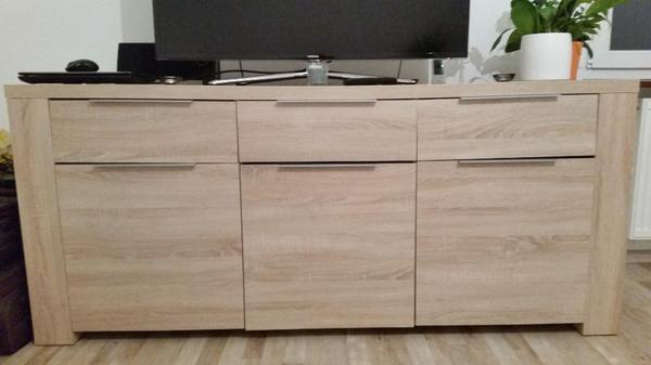 kommode sideboard neu und gebraucht kaufen bei. Black Bedroom Furniture Sets. Home Design Ideas