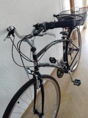 neuwertiges Herrn Fahrrad