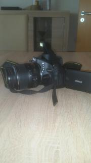 Nikon 5100 neuwertig
