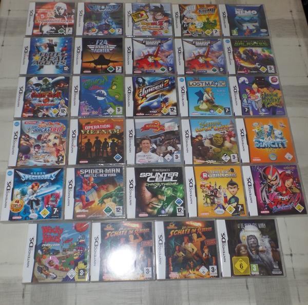 Nintendo DS Spiele » Nintendo, Gerät & Spiele