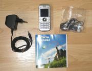 Nokia 6030 Silber