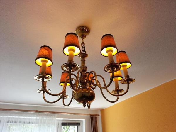 deckenlampe kronleuchter kaufen gebraucht und g nstig. Black Bedroom Furniture Sets. Home Design Ideas