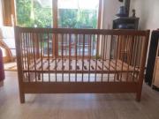Öko-Kinderbett