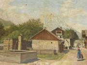 Ölbild ,R.Breidenbach