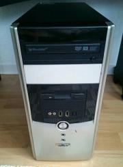 Office PC Tausch/