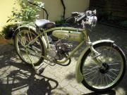 Oldtimer Motorrad Express