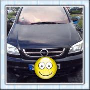 Opel Zafira OPC