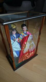 Original Puppen Brautpaar