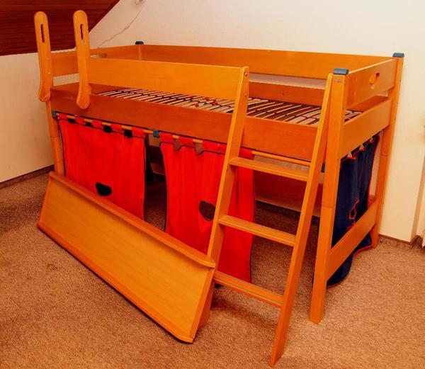 hochbett leiter neu und gebraucht kaufen bei. Black Bedroom Furniture Sets. Home Design Ideas