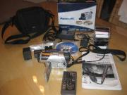 Panasonic NV-GS120EB