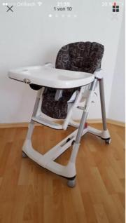 peg perego hochstuhl kinder baby spielzeug g nstige angebote finden. Black Bedroom Furniture Sets. Home Design Ideas