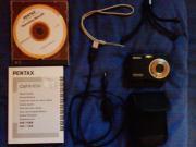Pentax Digitalkamera Optio