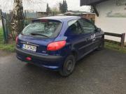 Peugeot 206 Unfall
