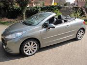 Peugeot 207cc Cabrio