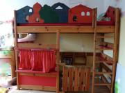Phantasievolles Kinderzimmer