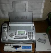 Phillips Telefon- Faxgerät