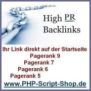 PHP Script Shop.