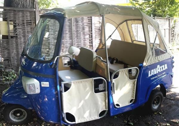piaggio ape calessino 200 in gaimersheim sonstige motorroller kaufen und verkaufen ber. Black Bedroom Furniture Sets. Home Design Ideas
