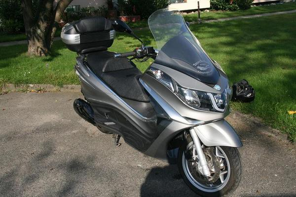 piaggio motorroller x 10 in stralsund motorrad roller. Black Bedroom Furniture Sets. Home Design Ideas