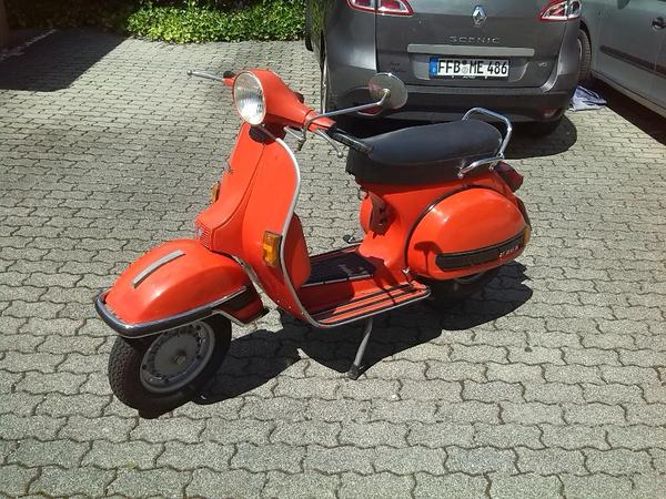 piaggio vespa px 80 roller in grafrath piaggio vespa. Black Bedroom Furniture Sets. Home Design Ideas